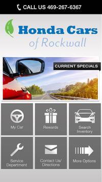 Honda Cars Of Rockwall poster