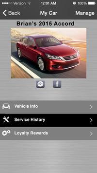 Honda Cars Of Rockwall apk screenshot