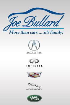 Joe Bullard Group poster