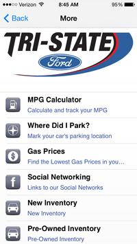 Tri-State Ford Hyundai apk screenshot