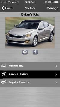 University Mazda Kia apk screenshot
