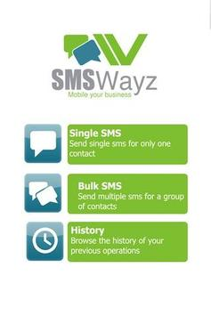 SMSWayz apk screenshot