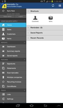 MobileBiz Co - Cloud Invoice apk screenshot