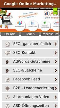 SEO & SEM App apk screenshot
