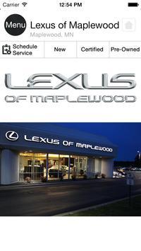 Lexus of Maplewood poster
