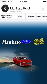Mankato Ford poster