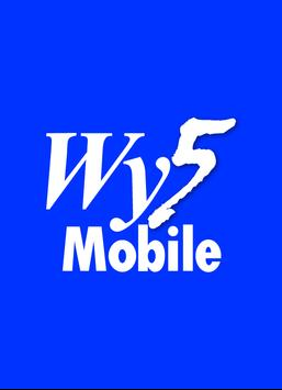 Wy5Mobile poster