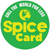 Spice Card Free & Cheap Calls icon