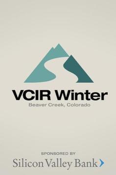 VCIR poster