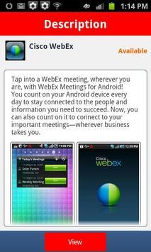 Vodafone Mobile@Work apk screenshot