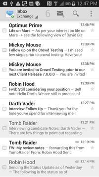 Mobile@Work apk screenshot