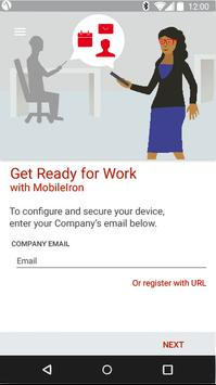 Mobile@Work poster