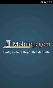 Mobile Legem - Chile poster
