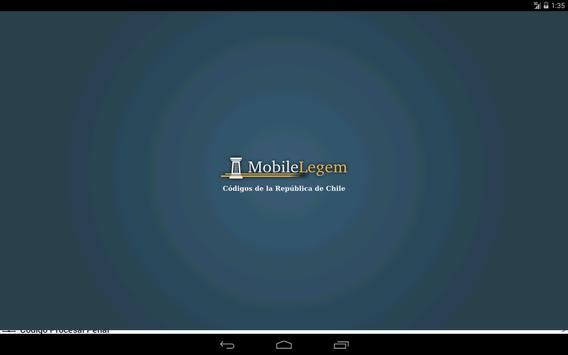 Mobile Legem - Chile apk screenshot