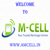 M-CELL Recharge icon