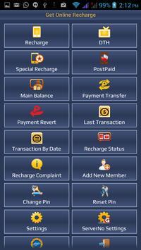 Get Online Recharge apk screenshot