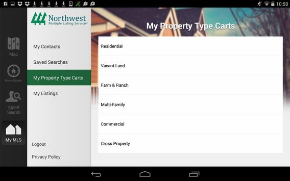 NWMLS apk screenshot