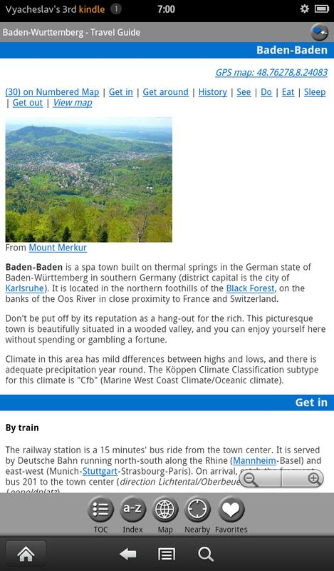 BadenWurttemberg  FREE Guide APK Download  Free Travel & Local APP