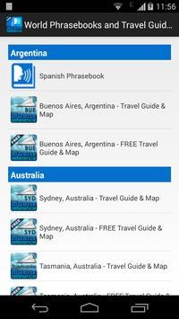 World Phrasebooks & Guides poster