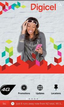 Digicel to Go poster