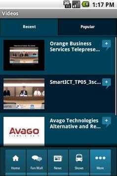 G2Events Smart ICT apk screenshot