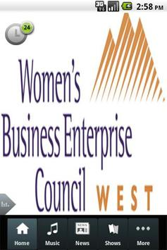 WBEC-West poster