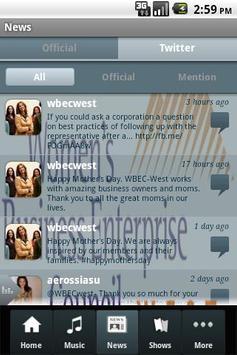 WBEC-West apk screenshot