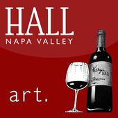 HALL Wines Art App icon