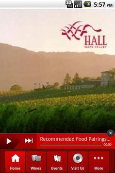 HALL Wines Art App apk screenshot