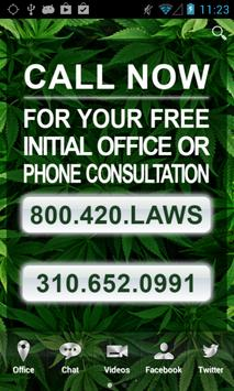 420 Laws poster