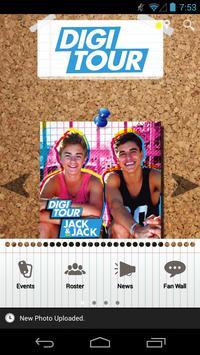 DigiTour Official App poster