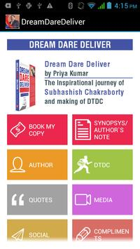 Dream Dare Deliver poster