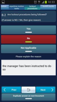 Mobile Scorecard apk screenshot