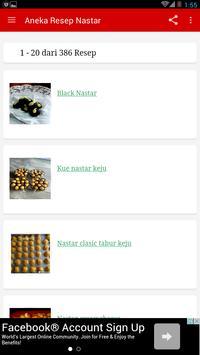 Aneka Resep Nastar Lengkap apk screenshot