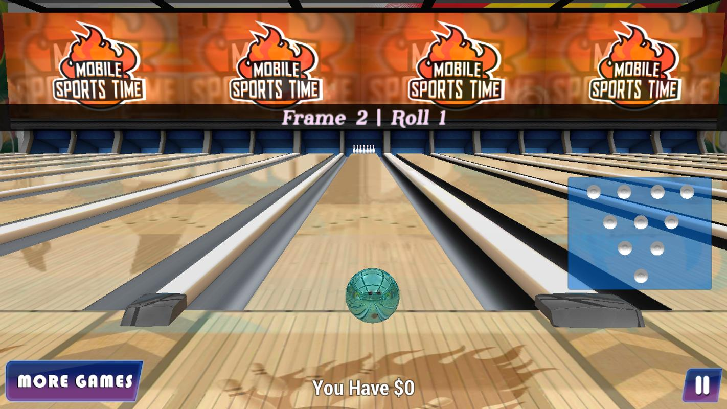 What are some free realistic bowling games?