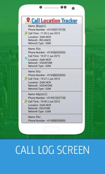 Mobile Caller Tracker pro apk screenshot