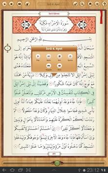The Qur'an apk screenshot