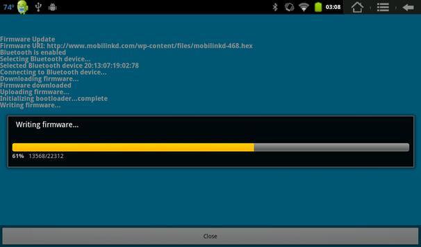 Mobilinkd TNC Config apk screenshot