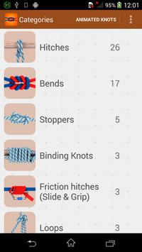Knots — How to Tie Lite poster