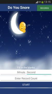 Do you snore (Horluyor musun) poster