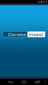 Danske Invest poster