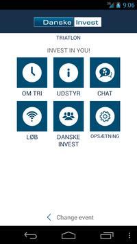 Danske Invest apk screenshot