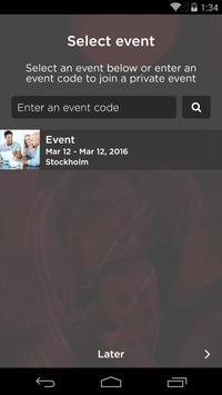 Vitec Event apk screenshot