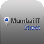 Mumbai IT Street icon