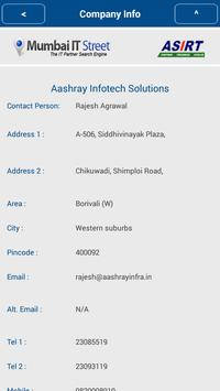 Mumbai IT Street apk screenshot
