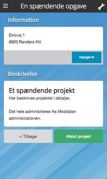 Mobilplan apk screenshot