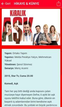 TV Dizi Rehberi apk screenshot
