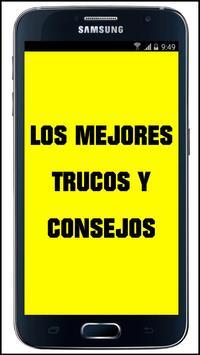 trucos para mensajes Snapch poster