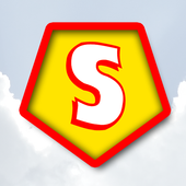 Superman's animated films MP4 icon