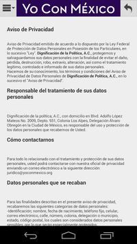 yoconmexico oficial apk screenshot